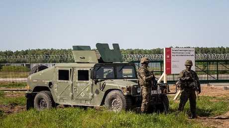 قاعدة عسكرية بولندية (صورة أرشيفية)