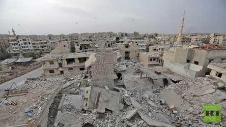مدينة إدلب السورية