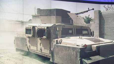الحرب على داعش في هجين تدخل شهرها الثاني