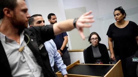 محكمة إسرائيلية تؤيد قرار منع الطالبة الأمريكية من أصول فلسطينية، لارا القاسم  من دخول إسرائيل