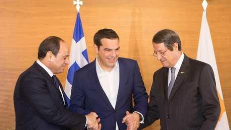 تركيا تنتقد بيان قمة مصر وقبرص واليونان
