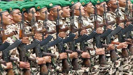 قوات للجيش المغربي (صورة أرشيفية)