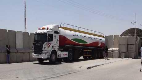 إسرائيل تمنع دخول الوقود إلى قطاع غزة