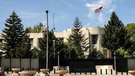 مقر السفارة الأمريكية في أنقرة بتركيا