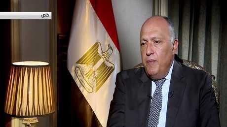مصر وروسيا وأزمات المنطقة.. مع سامح شكري