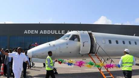 أول رحلة جوية تجارية بين أثيوبيا والصومال منذ 41 عاما