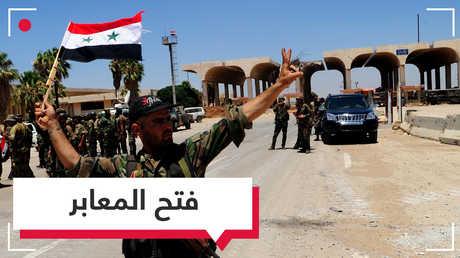 سوريا تتجه نحو فتح معبرين مع الأردن وإسرائيل الاثنين..