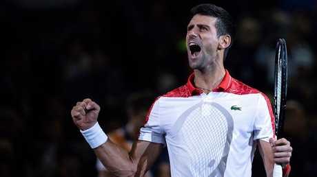دجوكوفيتش يشدد الخناق على نادال في صدارة التصنيف العالمي للاعبي التنس