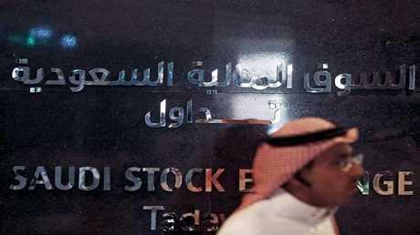سوق الأسهم السعودية تعوض خسائر أمس