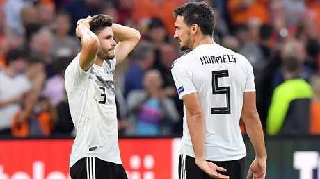 دوري الأمم الأوروبية.. مواجهة المنتشي والحزين بين فرنسا وألمانيا