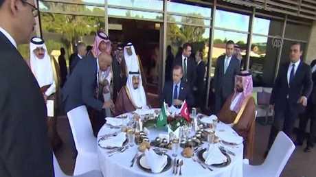 العاهل السعودي يأمر بتحقيق حول خاشقجي
