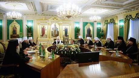 الكنيسة الأرثوذكسية الروسية تقطع العلاقات مع بطريركية القسطنطينية