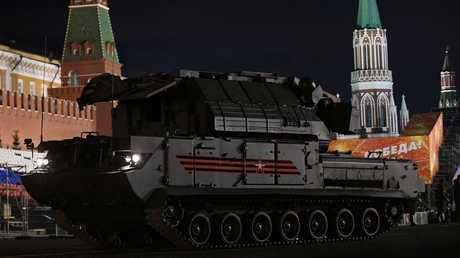 صواريخ تور الروسية