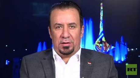 المتحدث باسم الخارجية العراقية أحمد محجوب