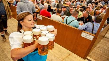 ارتفاع درجات الحارة سيسبب انخفاض إنتاج الجعة