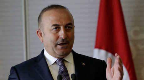 مولود جاويش أوغلو - وزير الخارجية التركي