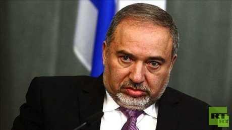 وزير الدفاع الإسرائيلي، أفيغدور ليبرمان