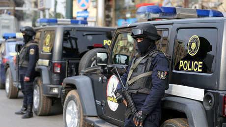 الأمن المصري