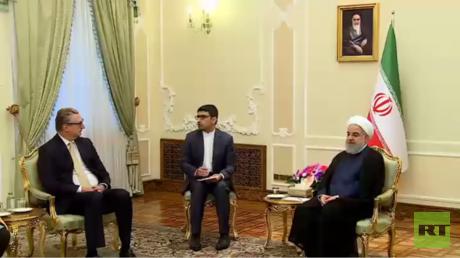 طهران: ترامب لا يستطيع خفض سعر النفط