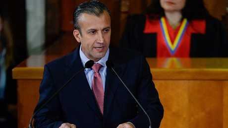 نائب الرئيس الفنزويلي طارق العيسمي