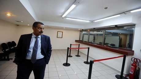 القنصل السعودي العام في اسطنبول محمد العتيبي