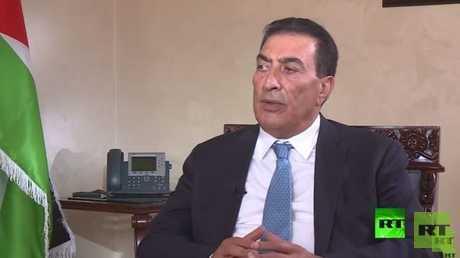 رئيس مجلس النواب الأردني عاطف الطراونة