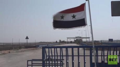 ترحيب في دمشق بفتح معبر نصيب مع الأردن