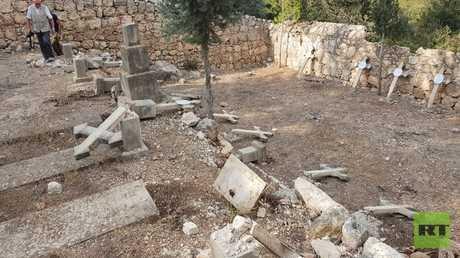 مقبرة دير بيت جمال