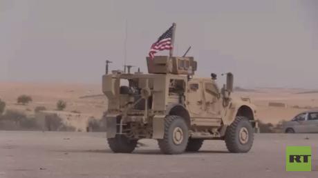فريق RT يرصد الوجود الأمريكي شمال سوريا