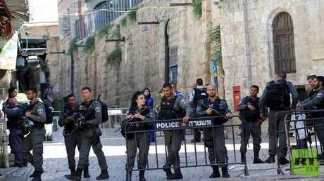 الأمن الإسرائيلي في القدس