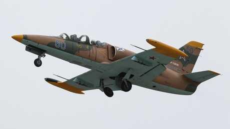 """طائرة """"ل-39"""" التدريبية الروسية"""