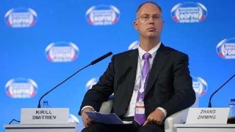 """الرئيس التنفيذي لـ """"صندوق الاستثمارات المباشرة الروسي"""" كيريل دميترييف"""