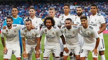 تشكيلة ريال مدريد الرسمية لمواجهة ليفانتي