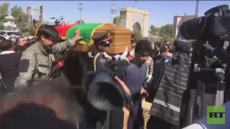 تفجيرات دموية تهز مراكز تصويت في كابل