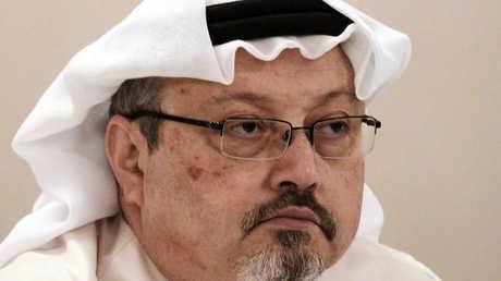 الصحفي والكاتب السعودي، جمال خاشقجي