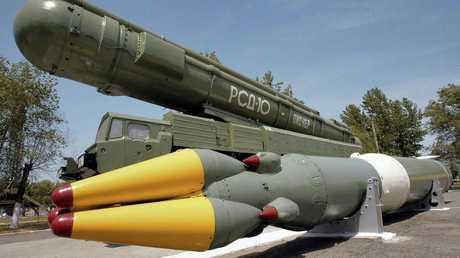 صواريخ متوسطة وقصيرة المدى