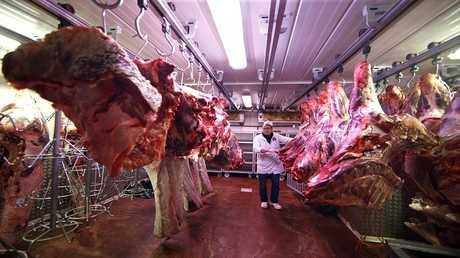 اللحوم الروسية إلى الكويت