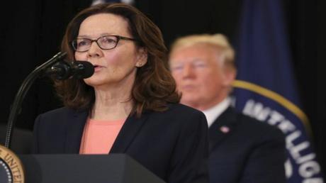 جينا هاسبل مديرة المخابرات المركزية الأمريكية