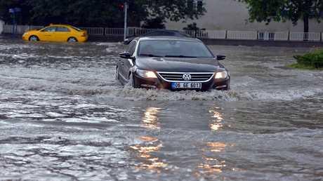 تنبؤات بتكرار هطول الأمطار والفيضانات في المستقبل