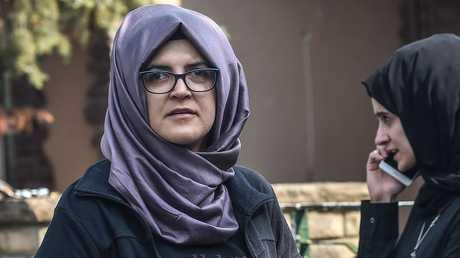 خديجة جنكيز، خطيبة الصحفي السعودي، جمال خاشقجي