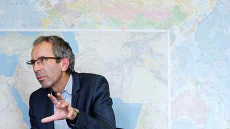 مدير قسم العمليات في اللجنة الدولية للصليب الأحمر، دومينيك شتيلهارت
