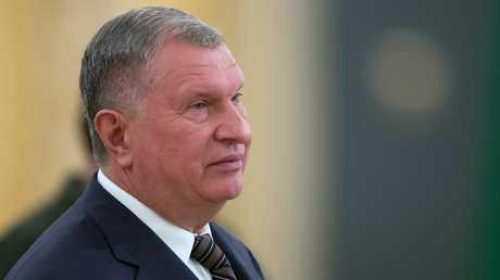 رئيس شركة النفط الروسية