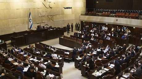 الكنيست الإسرائيلي (البرلمان)