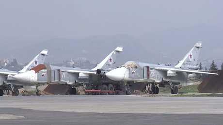 موسكو تتهم واشنطن بإدارة هجوم على حميميم