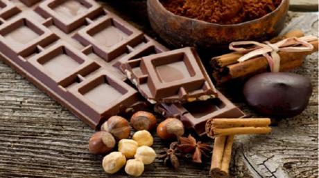تاريخ ولادة الشوكولا