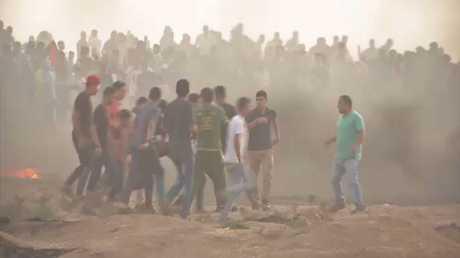 مقتل 5 فلسطينيين برصاص إسرائيلي بغزة