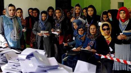 الانتخابات في أفغانستان