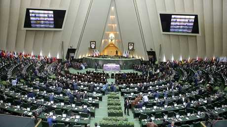 البرلمان الإيراني (صورة من الأرشيف)