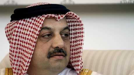 وزير الدفاع القطري خالد العطية