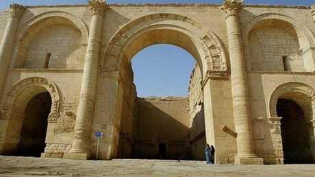 مدينة الحضر الأثرية في نينوى